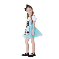 New hot sell beautiful holloween costumes for girls