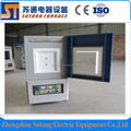 China Supplier Ceramic Furnace Electric Heating Box Furnace Heated by MoSi2 Heating Element 1700.C
