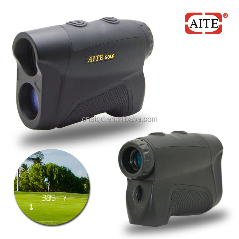 6x24mm lens golf Laser rangefinder with golf pinseeking and slope measure function for golf pro