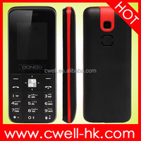 Low price China mobile phone DONOD Q1Dual SIM Card FM Radio feature phone