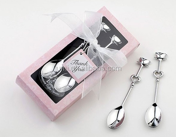 LOVE Drink Tea Coffee Spoon Bridal Shower Party Favor
