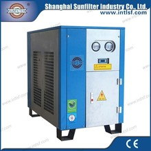 Various working condition best screw air compressor brand boge with dryer