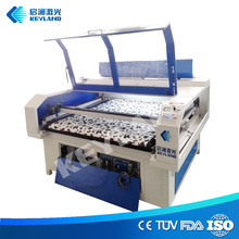 Best price auto-feeding fabric-roll CO2 laser engraving cutting Machine /CNC/80w 100w/factory price services for non metal