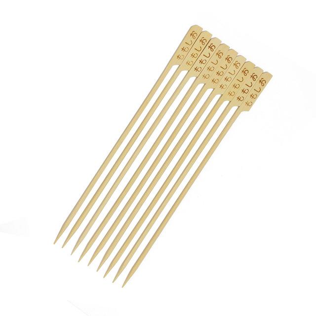 cheap bamboo teppo skewer