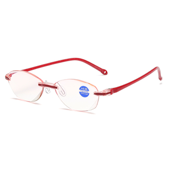 Fashion Rimless Cheap price fast delivery gift reading glasses women