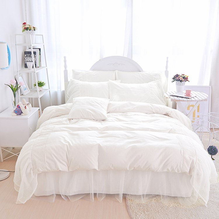 Hotel Living 5 Star Luxury Bed Sheet 100% Cotton Bedding Set Japan Bulk Buy From China