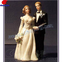 Oem Wedding Couple Figurine,Custom Wedding Couple Figure