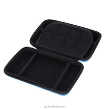 EVA Carrying Case, hard EVA material Game Accessories Case for 3DS XL