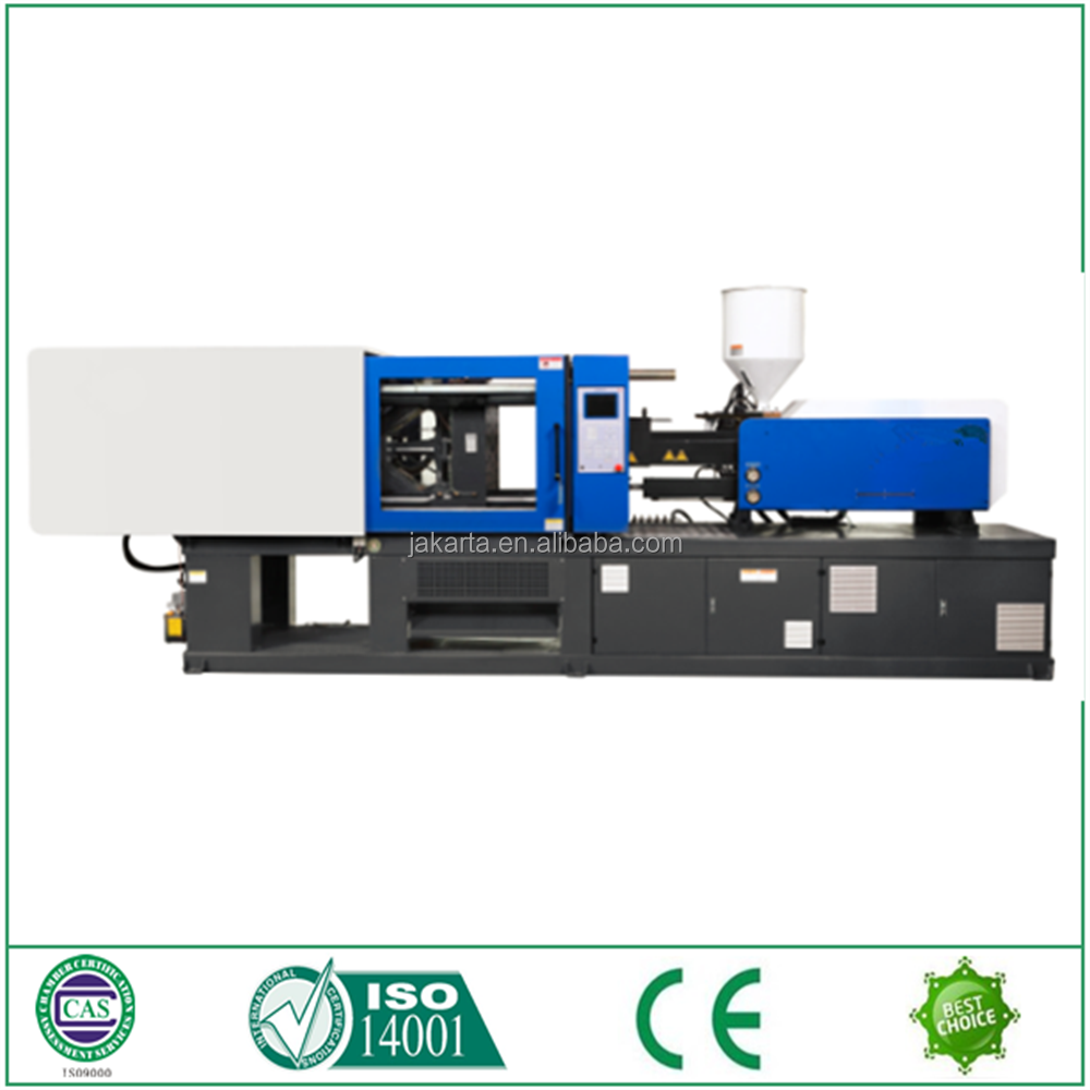 Screw plasticizing injection plunger type injection molding machine for sale