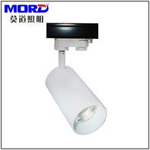 New product euro dimmable cob 30w led track light for art gallery lighting