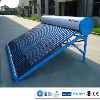 High Reflectivity of Solar Water Heater