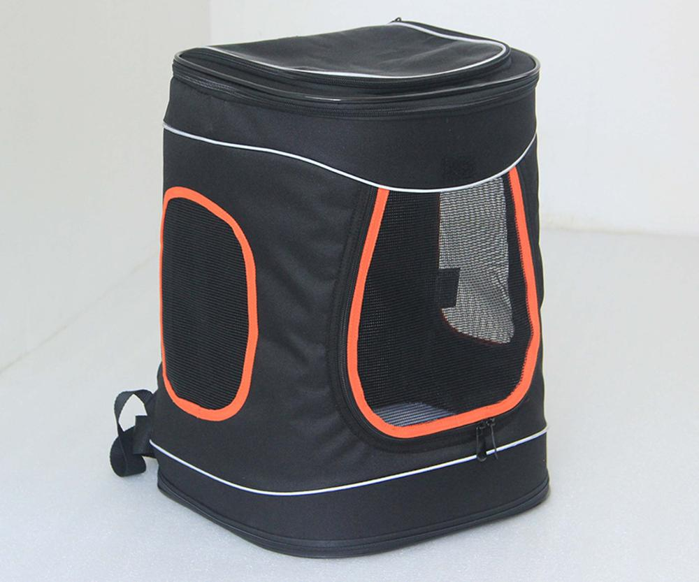 Breathable Airline approved pet carrier backpack for dog outdoor