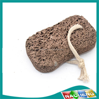 Natrual black spa for foot volcanic pumice stone wholesale