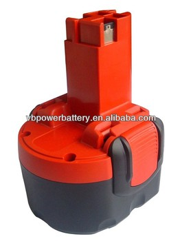 BOSCH 9.6 V Power Tools Battery Replacements 3600mAh NI-MH
