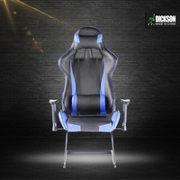 China alibaba leather video game chairs/comfortable gaming chair with pillows