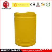 Blow molding Plastic can used as Personal Parking Space or Garage Door Barrier