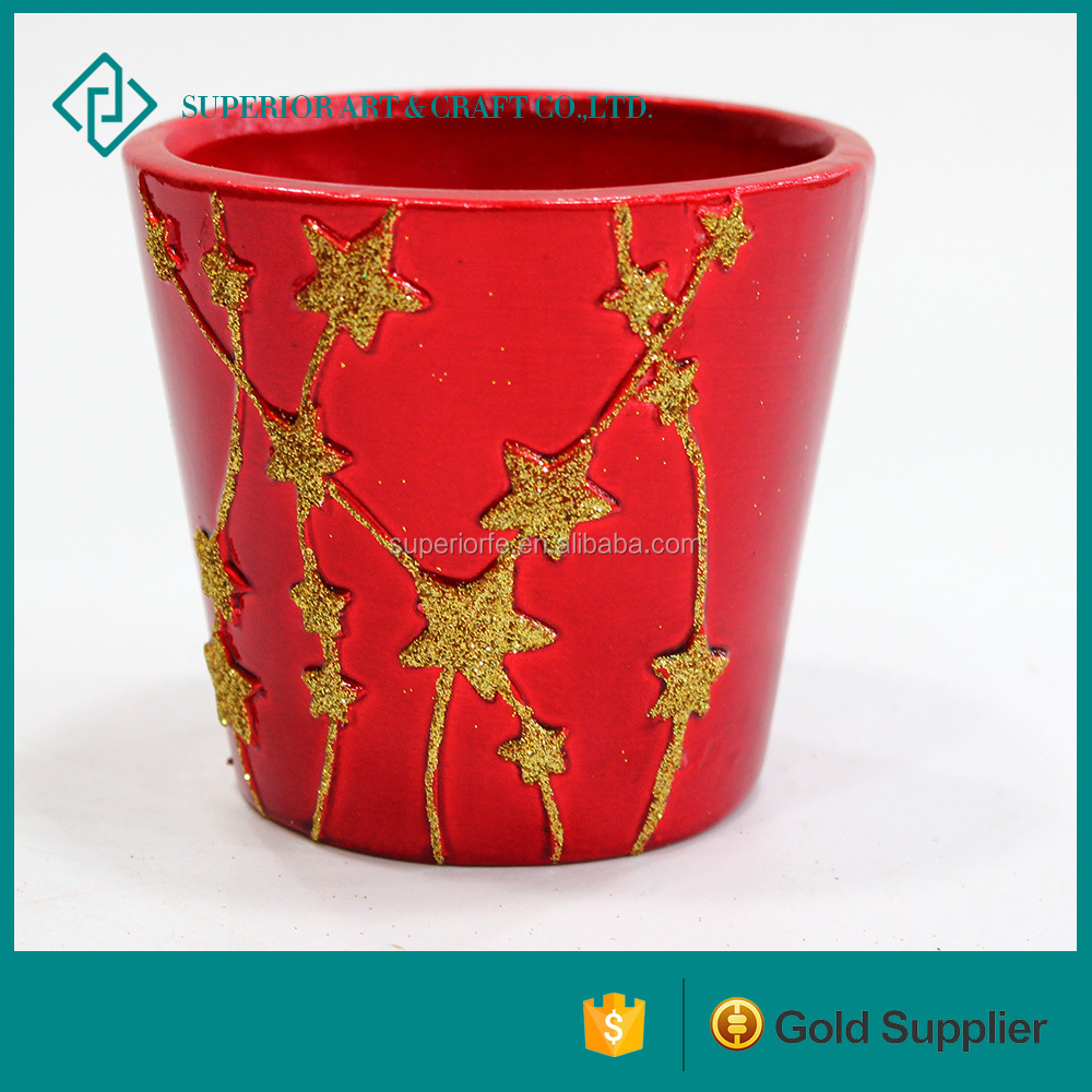 new fashion ceramic orchid pot mini porcelain flowers ceramic bonsai pot for sale