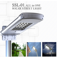 Stand Alone Integrated Solar Street Lighting System In Gujarat