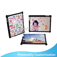2017 New arrive fashion Sublimation Plastic Cover for iPad