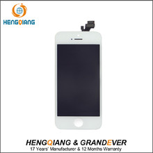 Newest Mobile phone LCD screen for iPhone 5G Display Screen + Touch Digitizer Assembly