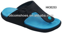 eva flip flop sandals are mass production cheap hot selling made in China