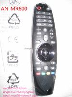 High Quality Black 36 Keys AN-MR600 magic remote controller for LG LCD TV Set with AAA* 1.5V Battery