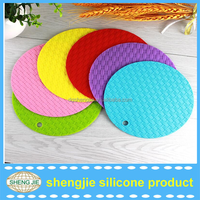 2016 Pormotional product under table desk silicone mat
