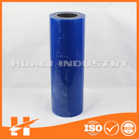 High Quality Blue Plastic Film for Mirror/Glass etc.