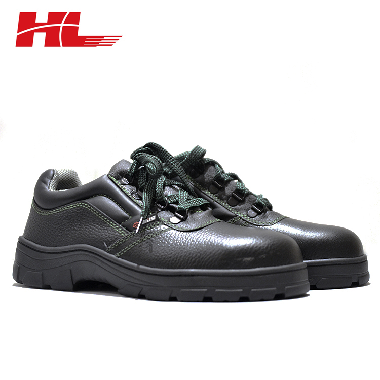 Low Budget Cheap Oil Slip Resistant Industrial Steel Toe Cap For Safety Shoes