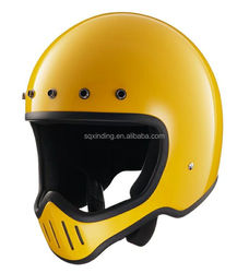 High Quality Safety Half face Motorcycle helmet With ECE And DOT Approved