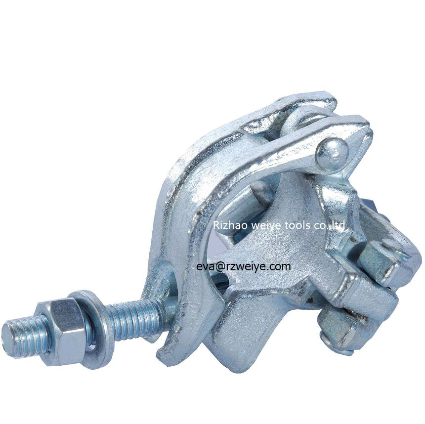 EN74 British types of scaffold clamps