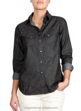 Women's Tambora Chambray Shirt