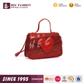 HEC Free Sample Available Cheap Price FashionGlitter PVC Kid Bag For Girls