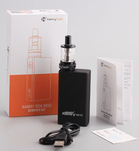 Cheap price high end vaporizer starter kits temperature control kamry 60w TC box mod e cigarette