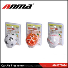 Best Quality Basketball Shape Car Hanging Air Freshener