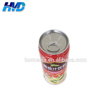 5133# easy open tin can for olive juice packing