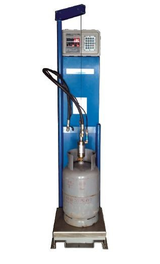 LPG DIGITAL FILLING MACHINE MODEL : K-100IB