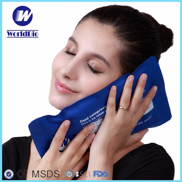 Reusable Healthy Medical Care Cooling Gel Pads