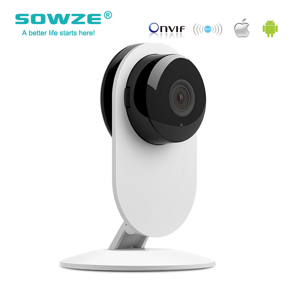 High Quality Smart Wireless Rotate HD CCTV Mini XIAOMI YI Wifi IP Camera