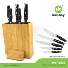 Kitchen Knife Set With Universal Knife Block/Stand/Storage