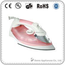 Y-832 Hot selling Ceramic soleplate 2000WSteam Iron/ electric steam iron