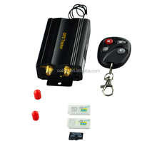 GPS tracker 103B dual sim mobile phone wifi tracking gps gsm antenna car alarm system