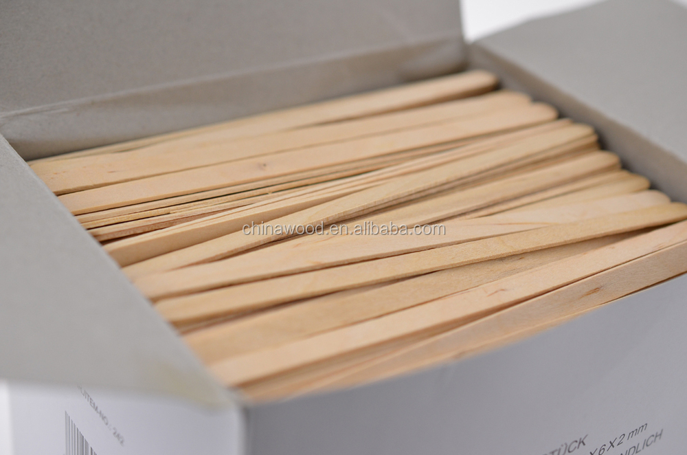 Wooden Coffee Stirrers
