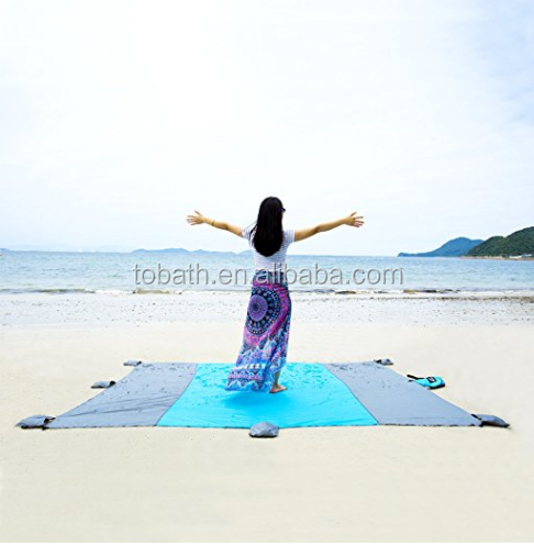 Sand Proof Mat is Easy to Clean and Dust Prevention, Perfect for the Outdoor Events with Your Family,Fashion Shoulder bag