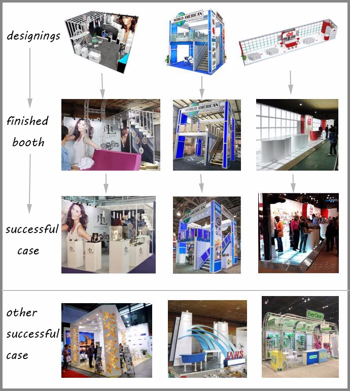 Exhibition Booth Materials : Light aluminum line array truss on sale exhibition booth