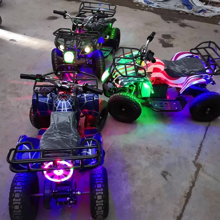 amusement ride electric quade ATV electric ride on car Battery Operated Kids/Adults quade ATV Beach Buggy