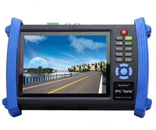 "new product touch screen ip camera testerI IPC 8600 7"" ip/sdi camera tester"
