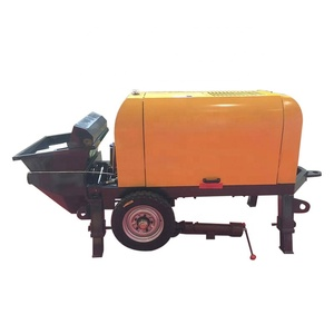 VTGZ-40 Factory Wholesale Portable Concrete Cement Pump Equipment