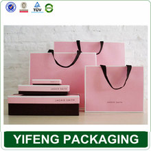 Guangzhou Factory Cheap Decorative Colored Paper Bag Printing