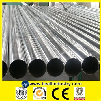 Genuine Supplier of Abrasion Resistant Stainless Steel Pipe Available at Bulk Price